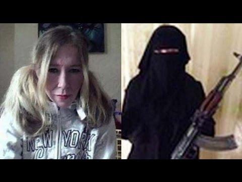 Примкнувшая к ИГИЛ британка угрожает взорвать метро в Лондоне