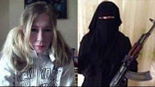 """الداعشية """"سالي"""" تهدد بتفجير مترو الأنفاق في لندن"""