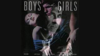Bryan Ferry--The Chosen One--Boys and Girls
