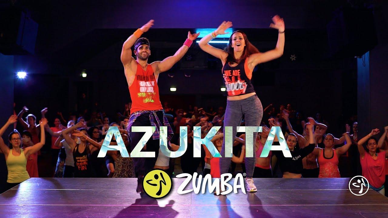 "Download ""AZUKITA"" / Zumba® choreo with Alix & Ronny (Aoki, D.Yankee, Play-N-Skillz & E.Crespo)"