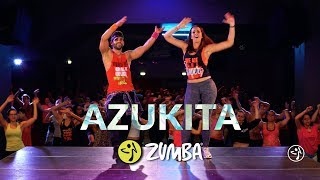 &quotAZUKITA&quot Zumba(R) choreo with Alix &amp Ronny (Aoki, D.Yankee, Play-N-Skillz &am ...