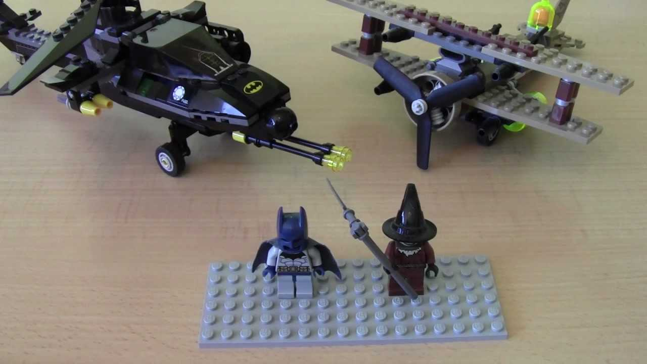 Donutmovies - lego batman set 7786 - batcopter chase for ...