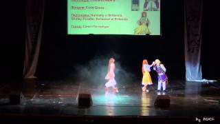 Animatsuri 2013 (21.12.2013) 1 ДЕНЬ - Групповое дефиле. Конкурс часть 1