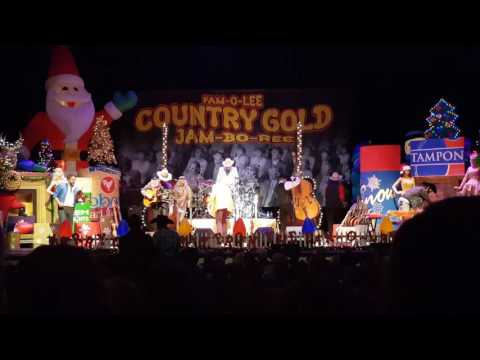 The Finale of the Robert Earl Keen, Merry Christmas From The Fam-o-lee Country Gold Jam-bo-ree