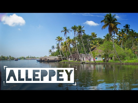 Alleppey - The Backwaters of Kerala