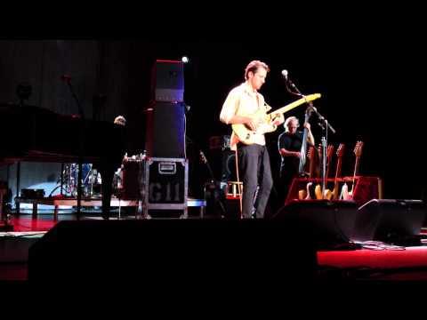 Blake Mills - Sleepwalk LIVE HD (2012) Los Angeles Greek Theatre