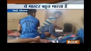 Haryana: Video of coach thrashing his student with shoe goes viral on social media