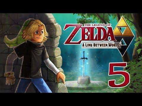 Let's Replay Zelda A Link Between Worlds [German][Helden-Modus][#5] - Aufräumen beim Erzhändler!
