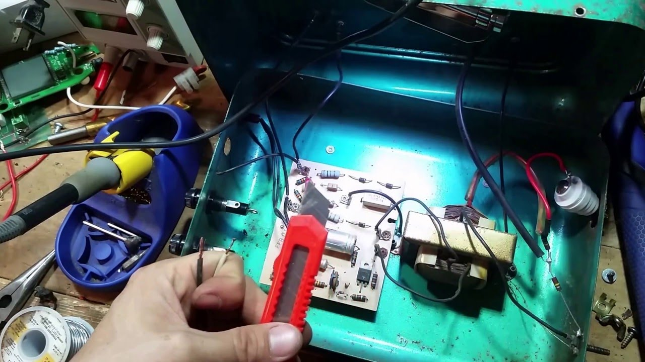 Repairing old bulldozer fence charger youtube repairing old bulldozer fence charger publicscrutiny Choice Image