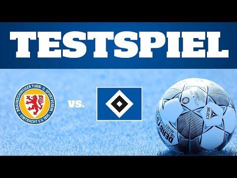 RELIVE: Testspiel Eintracht Braunschweig vs. Hamburger SV