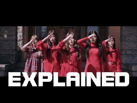 Red Velvet - Peek-A-Boo MV (THEORY)