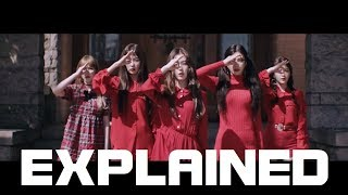Video (EXPLAINED) Red Velvet - Peek-A-Boo MV download MP3, 3GP, MP4, WEBM, AVI, FLV April 2018