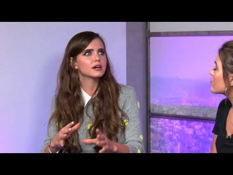 TIFFANY ALVORD Spills On GUILTY PARTY