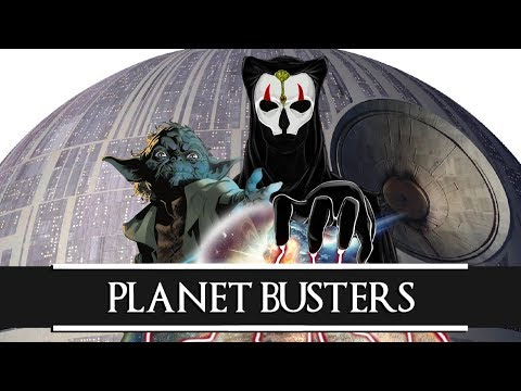 Can A Jedi Or Sith Destroy A Planet?