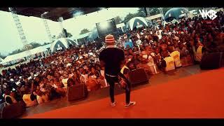 Harmonize live Performance in NAIROBI KENYA (KISUMU) PART 2