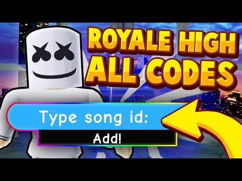 Royale High Songs Id