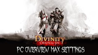 Divinity: Original Sin PC Gameplay Overview | Max Settings