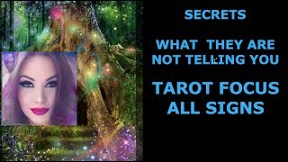 SECRETS WHAT ARE THEY NOT TELLING YOU MAY 2019