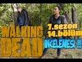 The Walking Dead 7.Sezon 14.Bölüm İncelemesi | İki Kadın Bir Adam :)