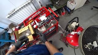 """Camry 50 """"Три Ольги"""" Серия 5. Промывка воздушно-топливной системы, замена топливного фильтра."""