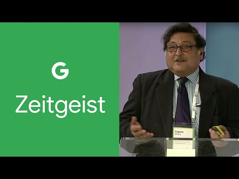 Highlights: Let Learning Happen - Sugata Mitra at European Zeitgeist 2011