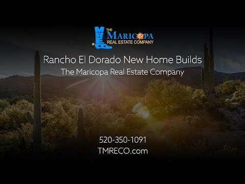 Rancho El Dorado New Home Builds | The Maricopa Real Estate Company