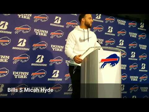 Buffalo Bills defensive players sound off on rule changes