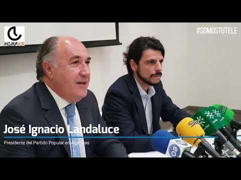 #ESNOTICIA PP y Cs firman el pacto de gobierno en Algeciras