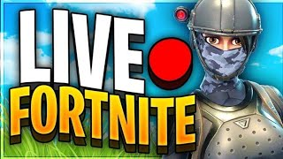 Live FORTNITE DETENTE + PUB