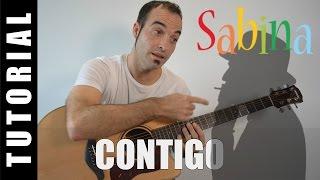 Como tocar Contigo - Joaquin Sabina (Acordes Guitarra - Tutorial Mejorado)