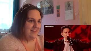 My Reaction MELOVIN - Under The Ladder (Ukraine) Eurovision 2018