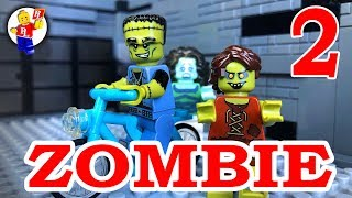 Lego The Walking Dead   The LEGO Movie (Part 2)