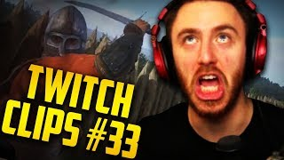 TWITCH LIVESTREAM CLIPS OF THE WEEK #33