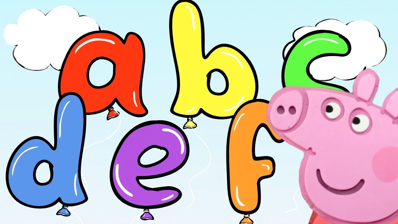 Letters Of The Alphabet Abc Song