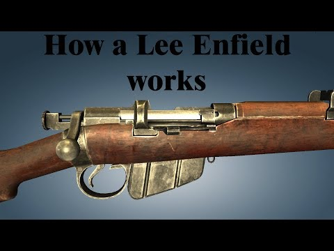 How A Lee Enfield Works