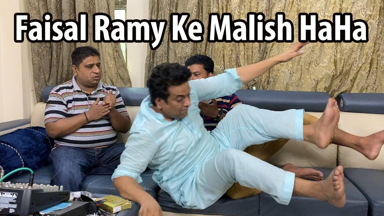 Faisal Ramy Ke Malish - Sajjad Jani Official