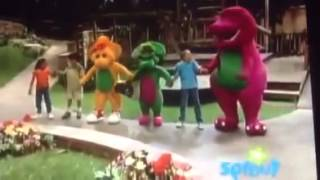 barney i love you 1996 version with baby bop and bj