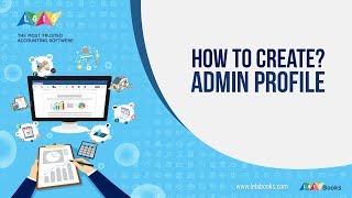 Admin Company Profile Update   Leto Books   Tutorial 12