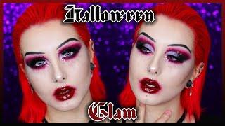 HALLOWEEN GLAM - VAMPIRE STYLE | Halloween 2019