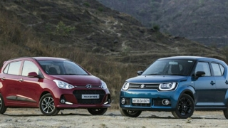 maruti suzuki ignis vs hyundai grand i10 indepth review 2017