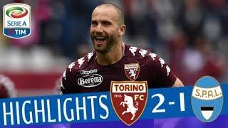 Torino - Spal 2-1 - Highlights - Giornata 37 - Serie A TIM 2017/18