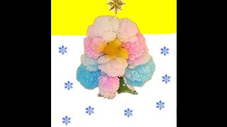 MAGIC Growing Christmas Tree! Watch it Grow! Magic Crystals DIY ♥ ♥