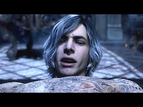 V Gets Separated From Urizen Devil May Cry 5