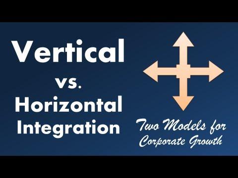 Vertical vs. Horizontal Integration
