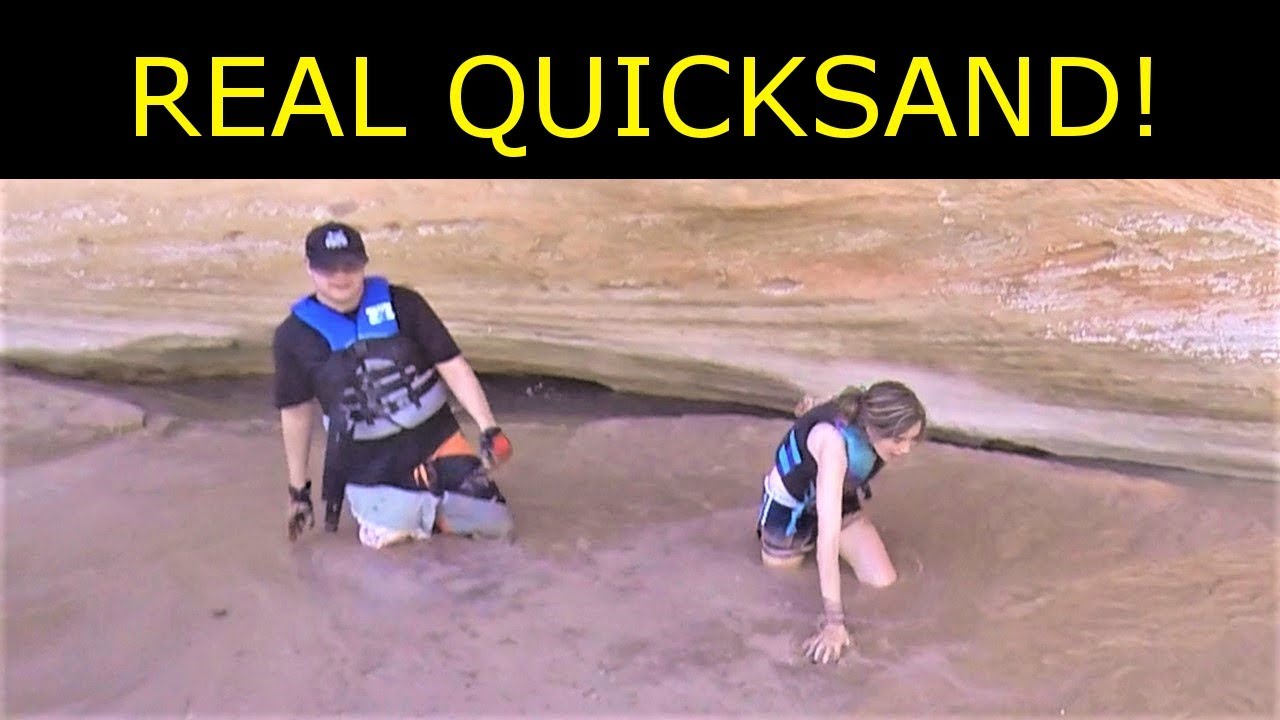 Do People Still Die in Quicksand? | HowStuffWorks