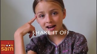 SHAKE IT OFF - TAYLOR SWIFT | 11-Year-Old Sophia