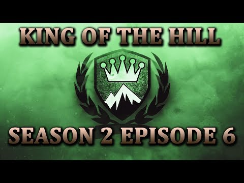 KotH S2 E6: Game 1 - Tally ho! It's Talisman, charging forth into the action.