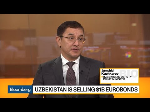 Uzbekistan Bond Sale Will Aid Foreign Direct Investment, Says Finance Minister