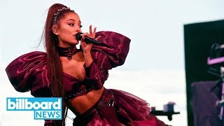 Hear Ariana Grande, Miley Cyrus & Lana Del Rey Collab in 'Charlie's Angels' Trailer | Billboard News