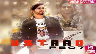 USTAAD PB07 (Official Video) | Jimmie Drake | Prince Sembhi |Music Dots| Latest Punjabi song of 2018